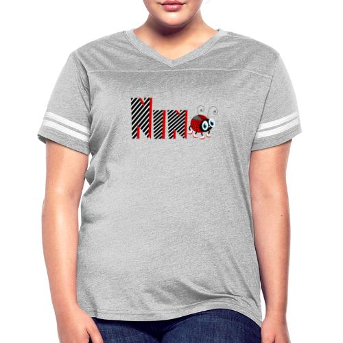 9nd Year Family Ladybug T-Shirts Gifts Daughter - Women's Vintage Sport T-Shirt