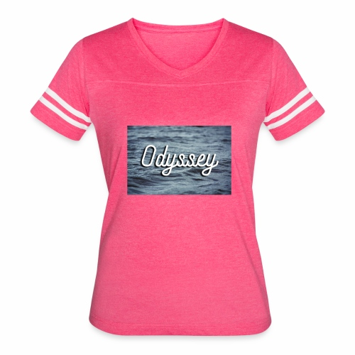 WaterOdyssey - Women's Vintage Sport T-Shirt