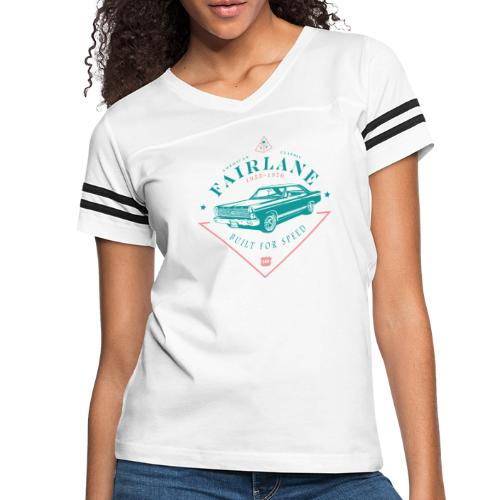 Ford Fairlane - Built For Speed - Women's Vintage Sports T-Shirt