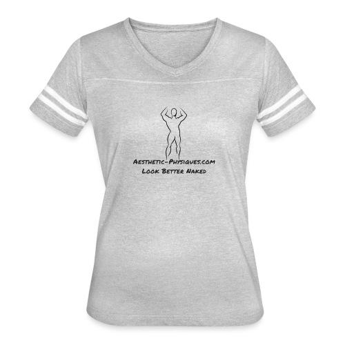 Classic Logo - Women's Vintage Sport T-Shirt