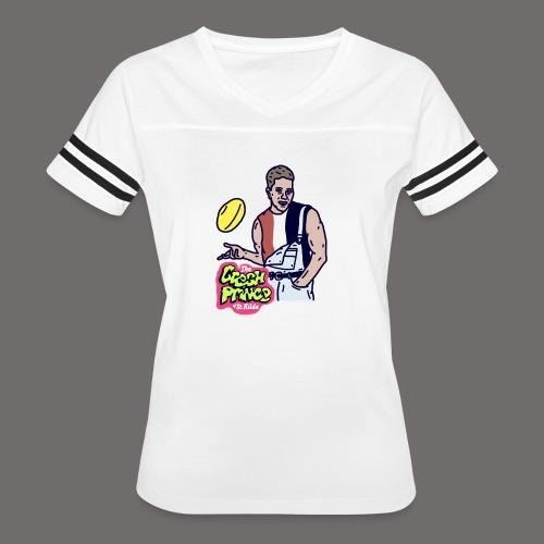 A55763DA A91E 4212 A6EC 41A991D58F19 - Women's Vintage Sport T-Shirt