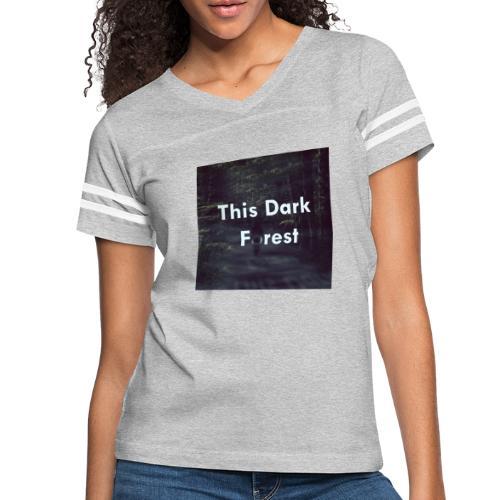 This Dark Forest - Women's Vintage Sport T-Shirt