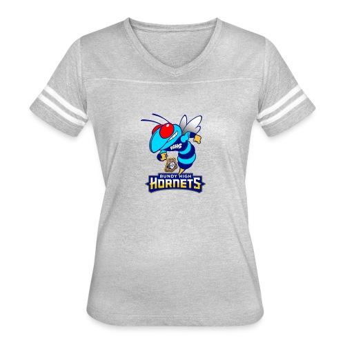Hornets FINAL - Women's Vintage Sport T-Shirt