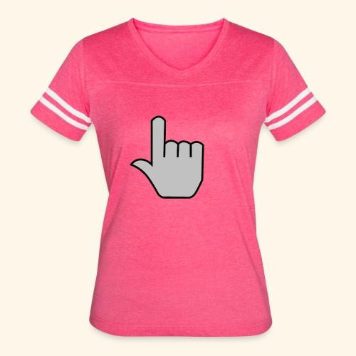 click - Women's Vintage Sport T-Shirt