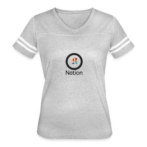 Reaper Nation - Women's Vintage Sport T-Shirt