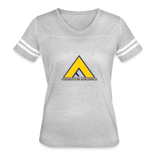 Federation Aerospace - Women's Vintage Sport T-Shirt