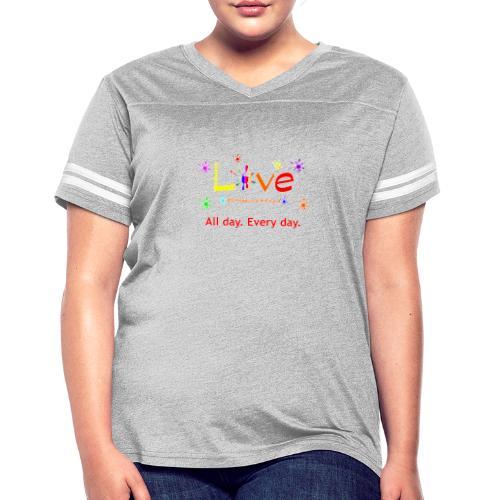 T design - Women's Vintage Sport T-Shirt