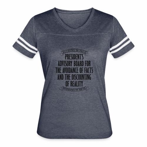 Nothing is True - Women's Vintage Sport T-Shirt