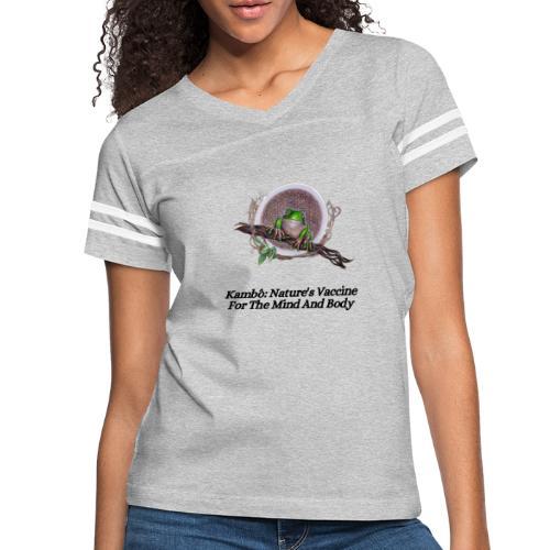 Kambo - Women's Vintage Sport T-Shirt
