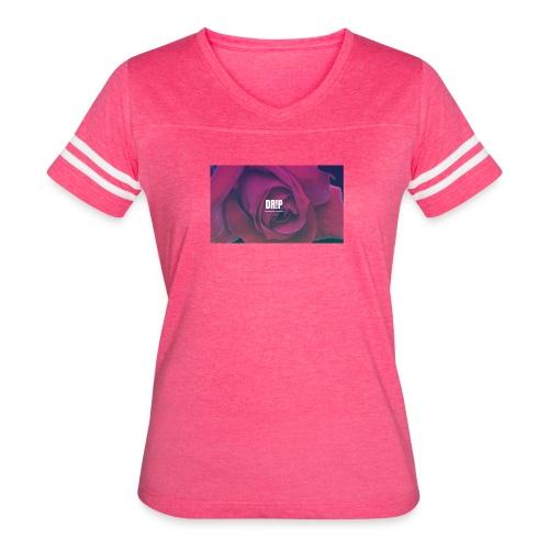 DR!P co. - Women's Vintage Sport T-Shirt