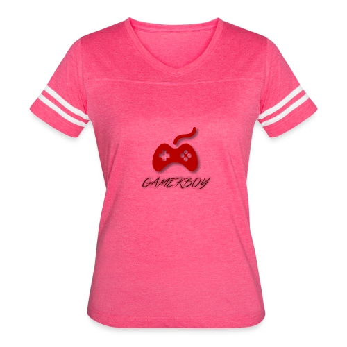 Gamerboy - Women's Vintage Sport T-Shirt