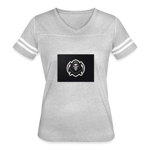 Death For KOXN - Women's Vintage Sports T-Shirt
