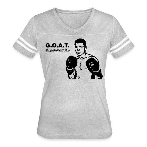 grapest ali - Women's Vintage Sport T-Shirt