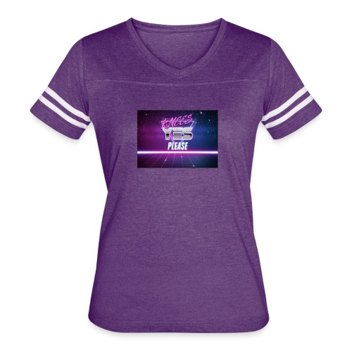 YESH Pweash - Women's Vintage Sport T-Shirt