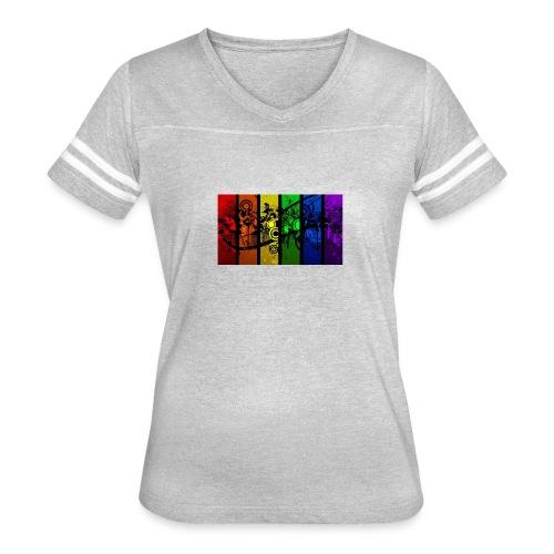 Rays - Women's Vintage Sport T-Shirt