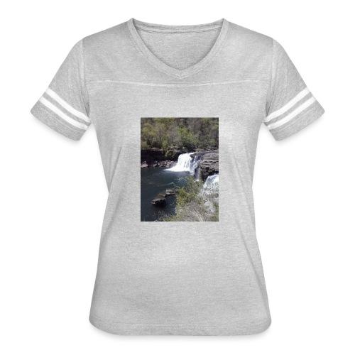 LRC waterfall - Women's Vintage Sport T-Shirt