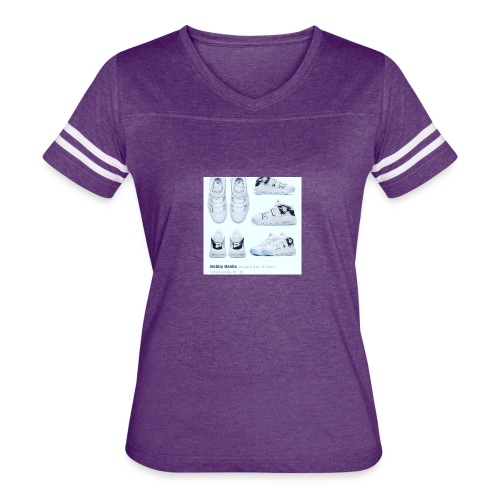 04EB9DA8 A61B 460B 8B95 9883E23C654F - Women's Vintage Sport T-Shirt
