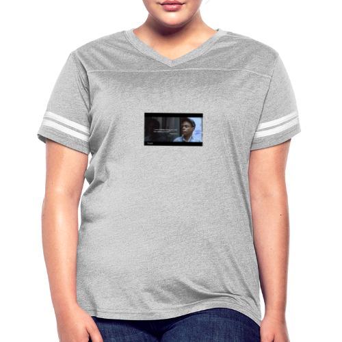 Shawn/ Coco - Women's Vintage Sport T-Shirt