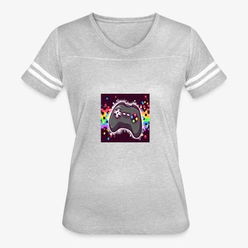 Gamer - Women's Vintage Sports T-Shirt