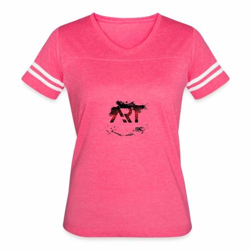 ART - Women's Vintage Sport T-Shirt