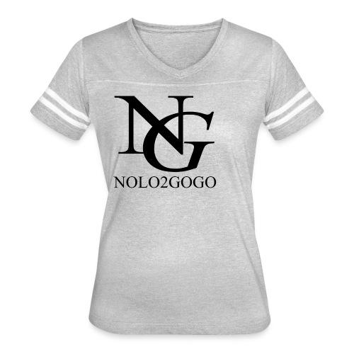 Nolo Parody Merch #3 - Women's Vintage Sport T-Shirt
