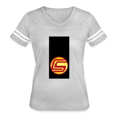 siphone5 - Women's Vintage Sport T-Shirt