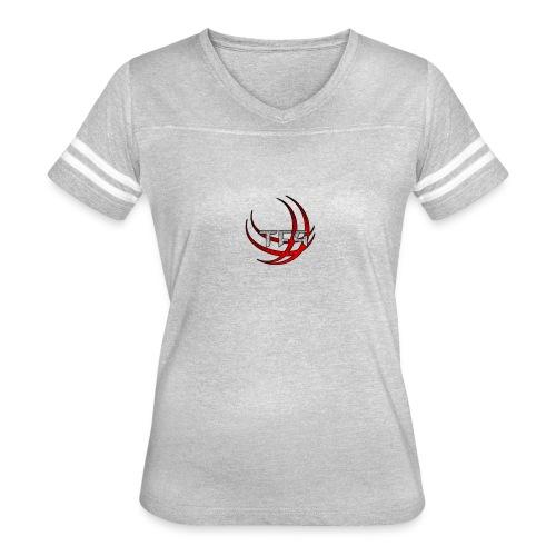 0e48ae605de1079a6f25e3e8603942dc - Women's Vintage Sport T-Shirt