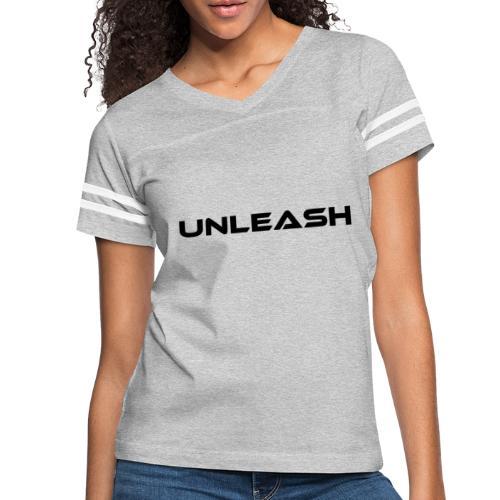 Unleash - Women's Vintage Sport T-Shirt