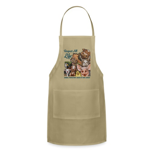 Respect All Life - Adjustable Apron