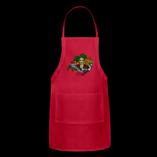 xB ARK (Tattoo Style) - Adjustable Apron