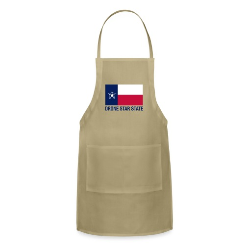 Drone Star State - Long Sleeve - Adjustable Apron