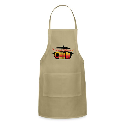 Puerto Vallarta Chili Cook-Off - Adjustable Apron