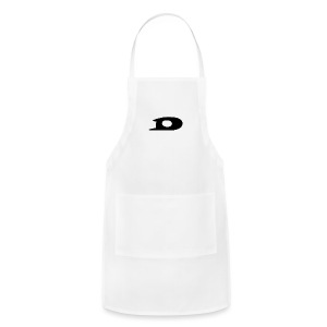 ORIGINAL BLACK DETONATOR LOGO - Adjustable Apron