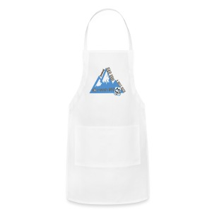 BBQ A Mile High - Adjustable Apron