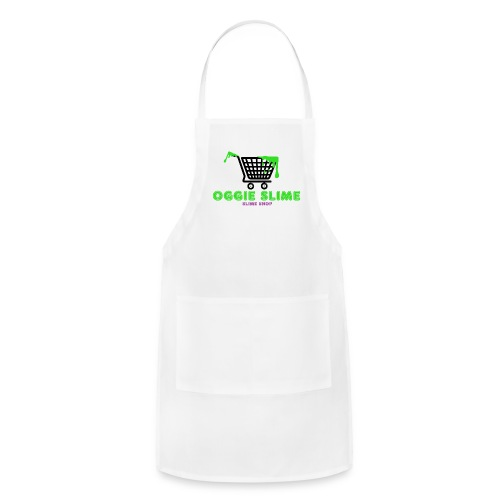 Oggie Slime (Slime Shop) Apparel - Adjustable Apron
