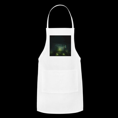 A Rest On Firefly Path - Adjustable Apron