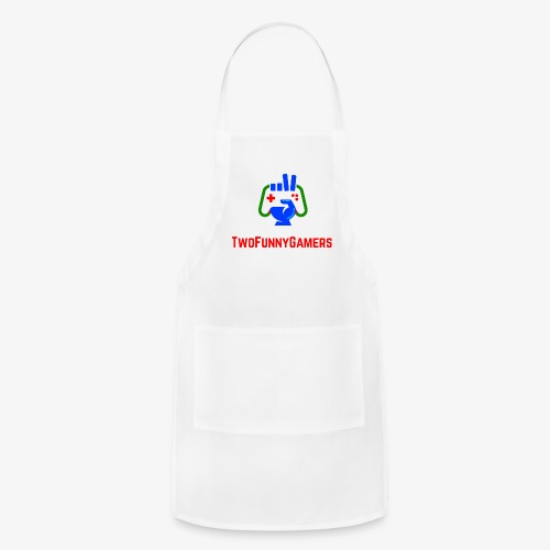 TwoFunnyGamers - Adjustable Apron