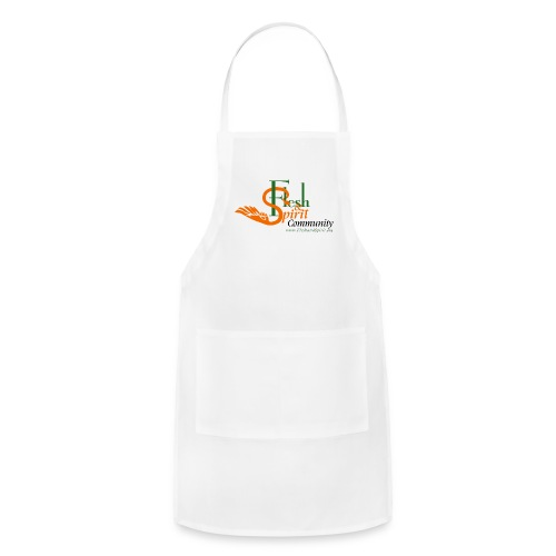 Flesh and Spirit Community T-Shirt - Adjustable Apron