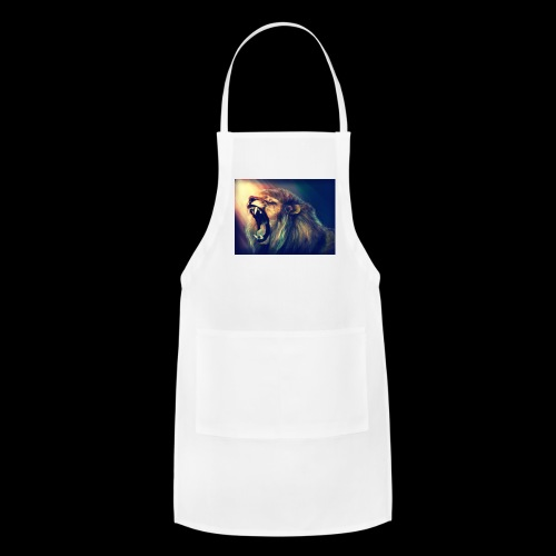 Lion Hoodie - Adjustable Apron