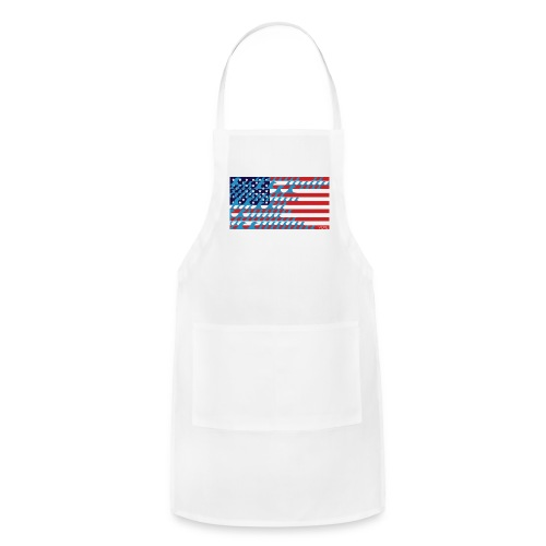 The Blue Wave is Coming - Adjustable Apron
