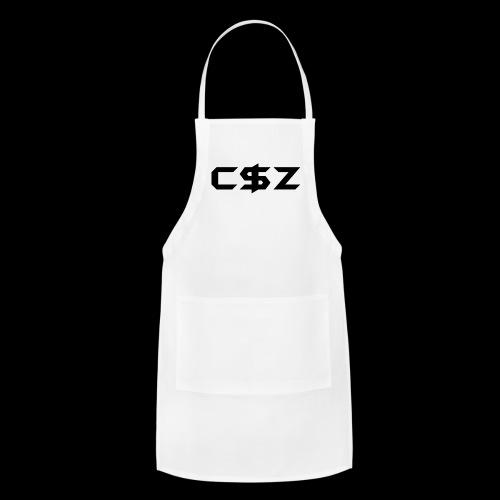 C$Z Black - Adjustable Apron