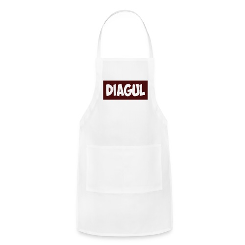Diagul shirt - Adjustable Apron