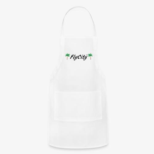 FLYCITY Logo - Adjustable Apron