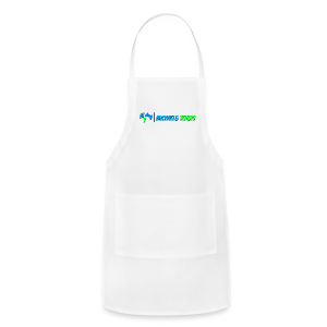 Michael and Tengis - Adjustable Apron