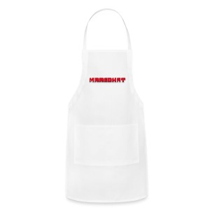 MrRedHat Plain Logo - Adjustable Apron