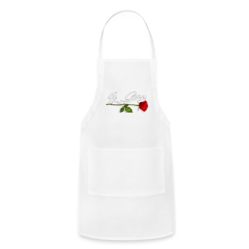 Le Sven Rose valentines day special - Adjustable Apron