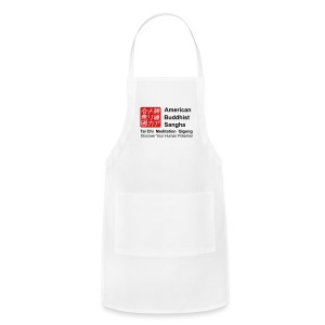 American Buddhist Sangha and Zen Do USA - Adjustable Apron