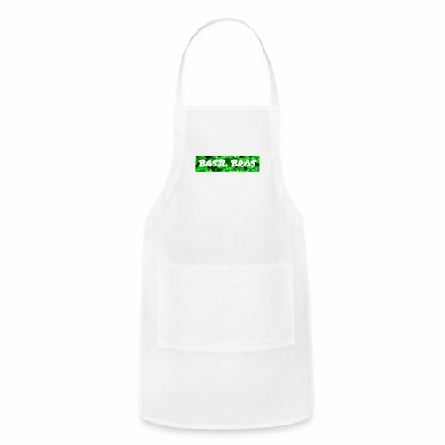 Basil Bros logo - Adjustable Apron