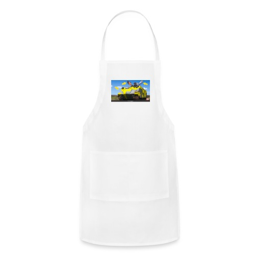 Tank Demolisher - Adjustable Apron
