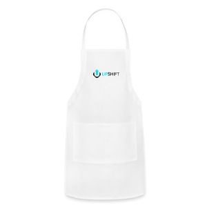 Upshift Logo - Adjustable Apron